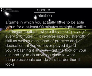 definition, My World, and soccer image