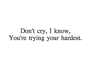quotes, cry, and text image