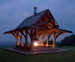 natural horse farm, awesome horse farm, and candle lamp decoration image