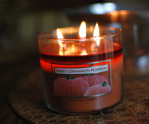 candle, luxury, and pretty image