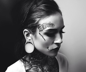 tattoo and monami frost image