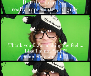 aw, bands, and feels image