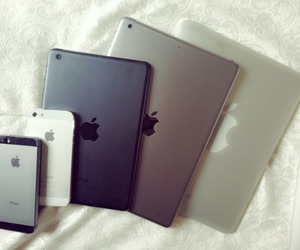 apple, iphone, and ipad image