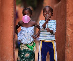 africa, child, and kids image