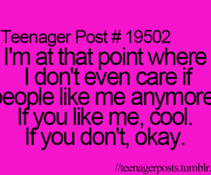 teenager post, quote, and cool image
