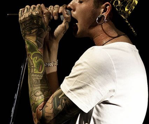 music, travis mills, and rapper image