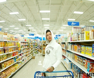 grocery, music, and rapper image