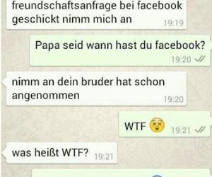 wtf and whatsapp image