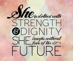 future, quotes, and dignity image