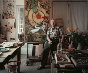marc chagall and art image