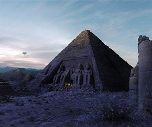egypt, warmgun, and hall of ancients image