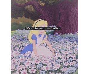 alice, alice in wonderland, and dreaming image