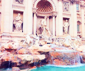 beautiful, fountain, and inspiration image