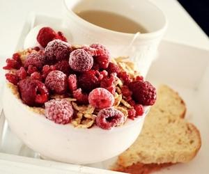 breakfast, healthy, and tea image