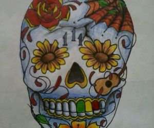 draw, picture, and tatoo image