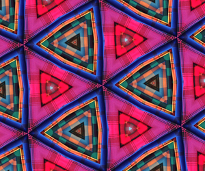 triangle, color, and pink image