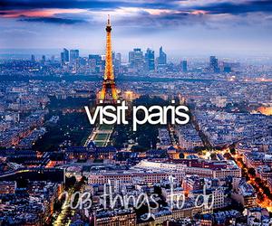 paris, beauty, and city image