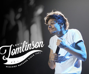 edit, louis, and tomlinson image