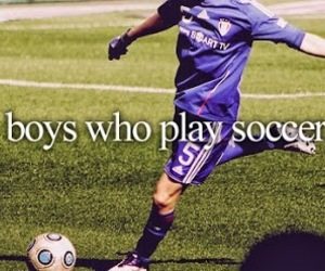 boy, soccer, and football image
