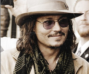 actor, Hot, and johnny depp image