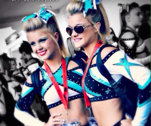 all star, cheerleader, and worlds image