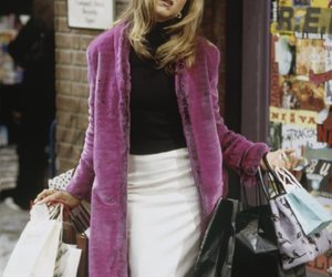 fashion, quotes, and rachel green image