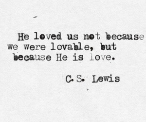 quotes, god, and love image