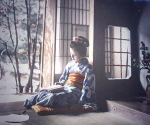 beautiful, girl, and japan image