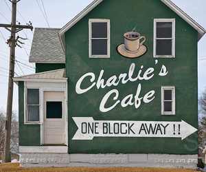 away, block, and cafe image