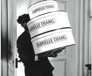 chanel, vintage, and coco chanel image