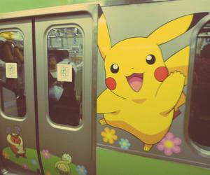 pikachu, pokemon, and anime image