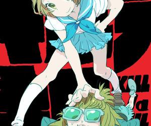 anime girl and kill la kill image