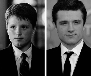 josh hutcherson, josh, and boy image