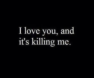 love, killing, and quotes image
