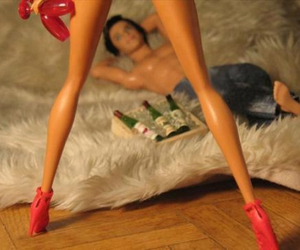 barbie, ken, and sexy image