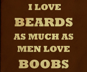 beard, beards, and quote image