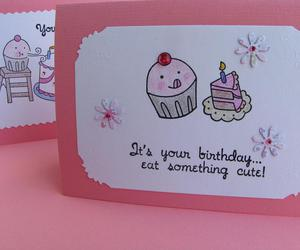 cupcake, message, and cute image