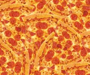 background, pizza, and pizza is life image