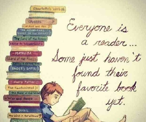 book, reader, and quotes image