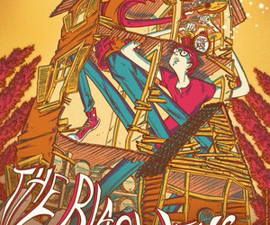 poster, the black keys, and 7 13 2013 image