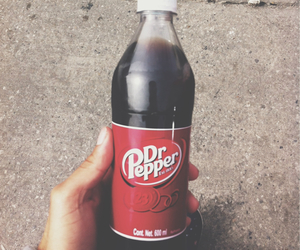 red, soda, and drpepper image