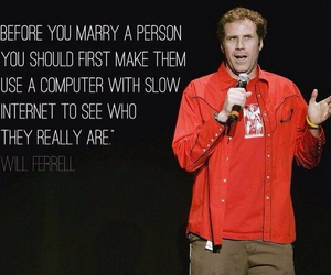 funny, quote, and will ferrell image