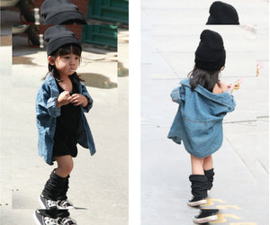 kids, cute, and alexander wang image