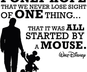 disneyland, mickey mouse, and hope image