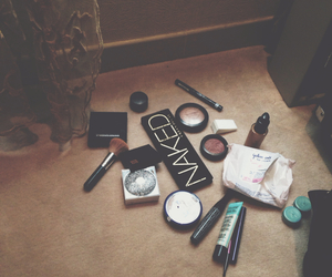 addiction, decay, and makeup image