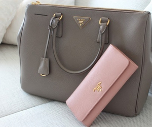 Prada, bag, and fashion image