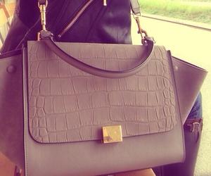 bag, celine, and fashion image