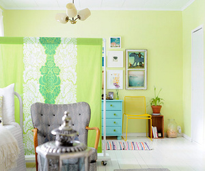 cheap, curtain, and diy image