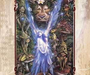 faerie, new age, and oracle image