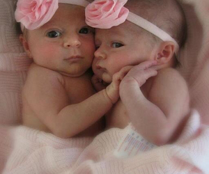 babies, sweet, and love image